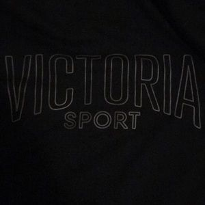 Victoria secret full zip up hoodie
